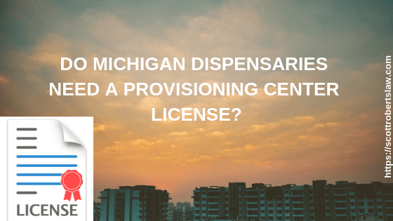 PROVISIONING CENTER LICENSE