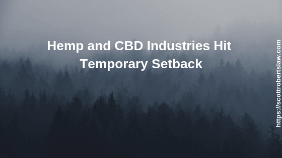 Hemp and CBD Industries