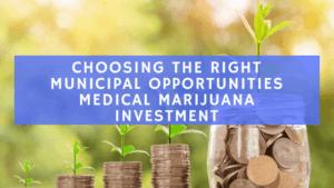 Opportunities Medical Marijuana Investment