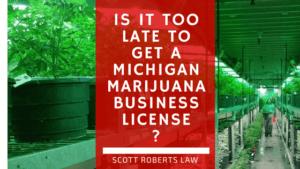 medical marijuana growing license
