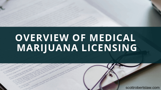 Medical Marijuana Licensing