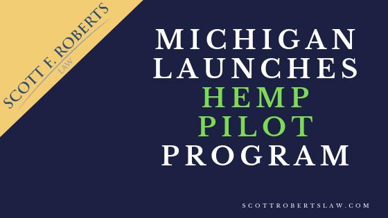 HEMP PILOT PROGRAM