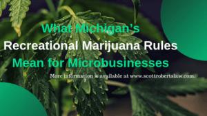 Recreational Marijuana Rules