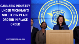 Michigan's Shelter in Place Order