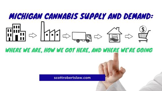 Michigan Cannabis Supply and Demand