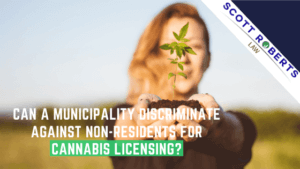 Cannabis Licensing