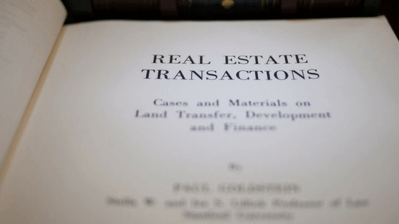 Real Estate Transctions